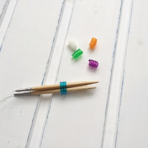 Спиральные держатели для спиц (малые) 4шт